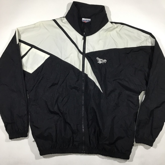 5b390ee356a2c Vintage Reebok windbreaker jacket